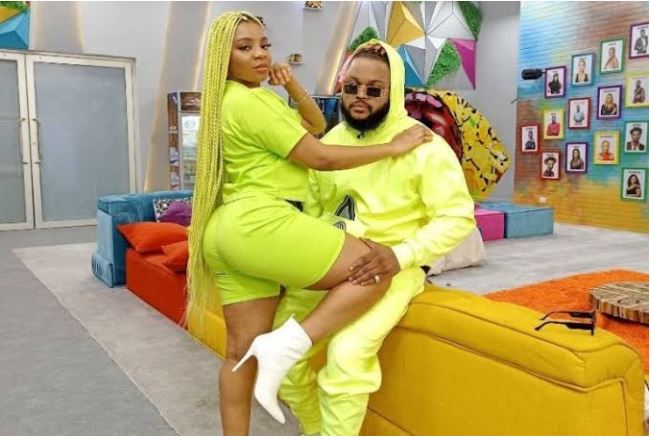 Video:- What Queen Did To Me Recently Really Melted My Heart – Whitemoney Says As He Reaffirms His Love For Her (watch)